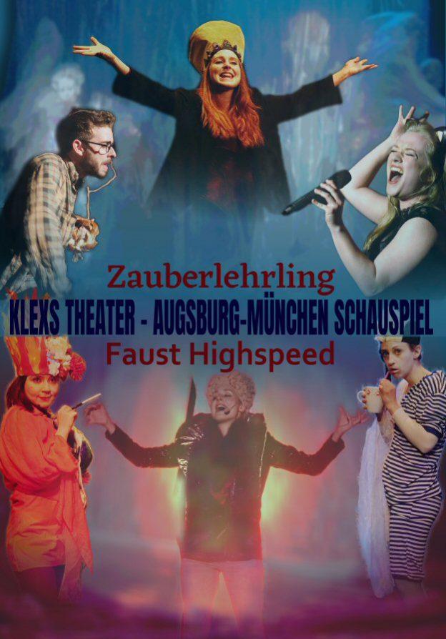 Klexs Theater mit AugsburgMünchen Schauspiel für Abend- und Matineeinszenierungen